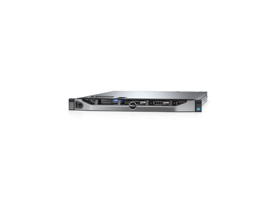 Serveris DELL PowerEdge R430/4 x 3.5 HotPlug/Xeon E5-2609 v4/8GB/120GB SSD/Rails/Bezel/DVD RW/On-Board LOM QP/PERC H330/iDRAC8 Exp/3Yr 0