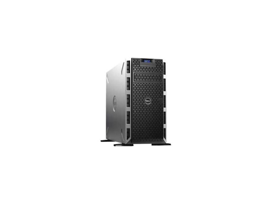 Serveris DELL PowerEdge T430/8 x 3.5 HotPlug/Xeon E5-2609 v4/16GB/120GB SSD/Bezel/DVD RW/On-Board LOM QP/PERC H330/iDRAC8 Bas/750W/3Yr 0