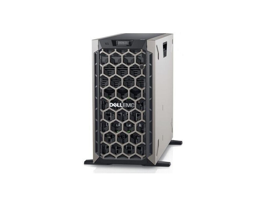 Serveris DELL PowerEdge T440/8 x 3.5 HotPlug/Xeon Silver 4110/16GB/120GB SSD/Casters/Bezel/On-Board LOM DP/PERC H330+/iDRAC9 Exp/750W/3Yr 0