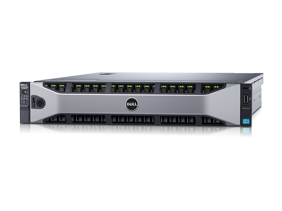 "Serveris DELL PowerEdge R730xd/12 x 3.5""/Xeon E5-2620 v4/16GB/600GB + 2x120GB SSD/Rails/Bezel/DVD RW/Broadcom 5720 QP 1Gb/PERC H730/iDRAC8 Ent/Redundant 750w/3Yr 0"
