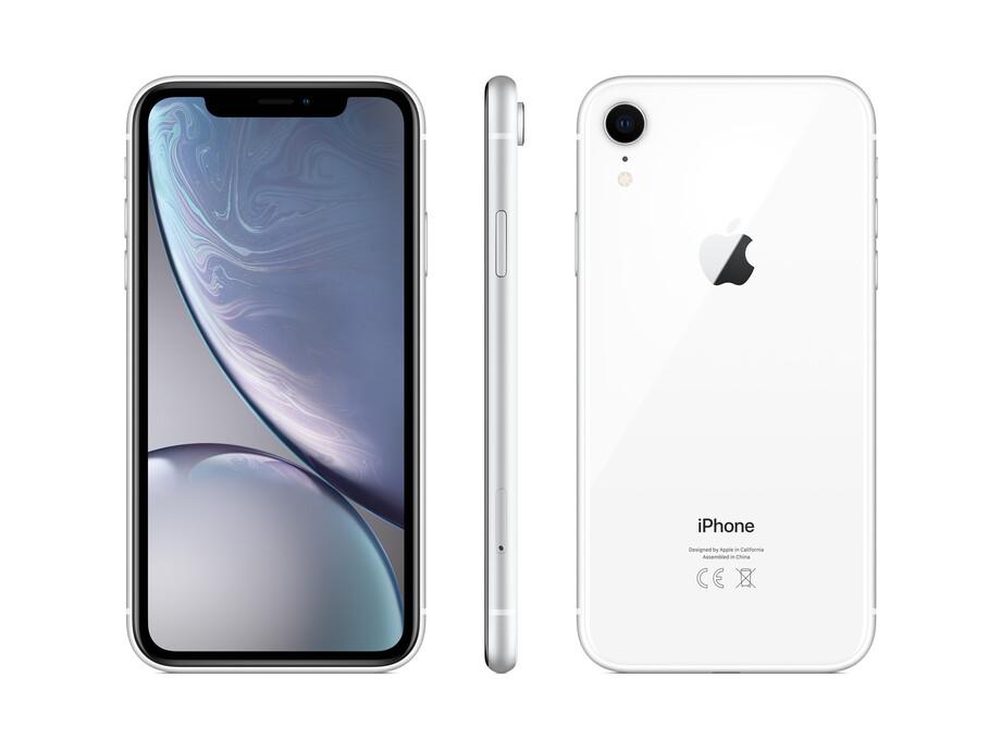 Apple iPhone XR 64GB White 0