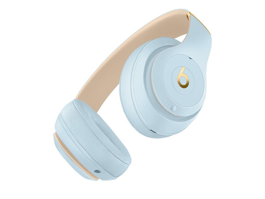 MTU02 Apple Beats Studio3 Wireless Over-Ear Headphones - Crystal Blue 2