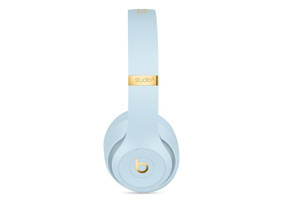 MTU02 Apple Beats Studio3 Wireless Over-Ear Headphones - Crystal Blue 1