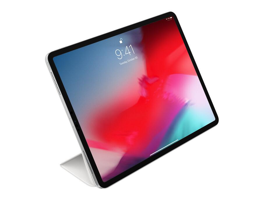 MRXE2 Smart Folio for 12.9-inch iPad Pro (3rd Generation) - White 3
