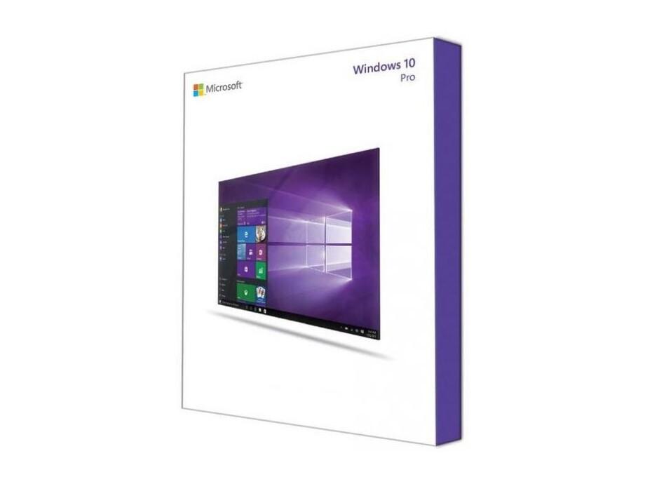 Programmatūra Microsoft Windows 10 PRO Retail USB 0