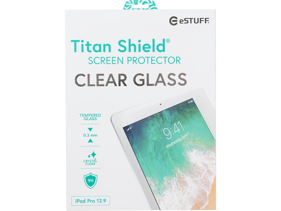 "Aizsargstikls eSTUFF Apple iPad Pro 12.9"" 2017 Clear 0"