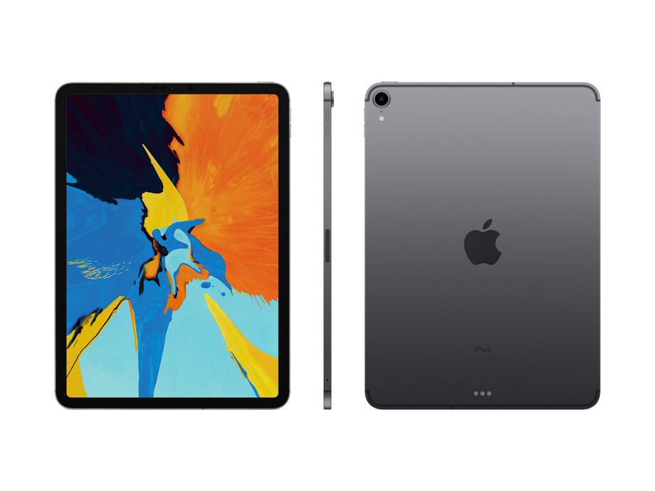 "MU0M2 Apple iPad Pro 11"" Wi-Fi + Cellular 64GB Space Grey EOL 1"