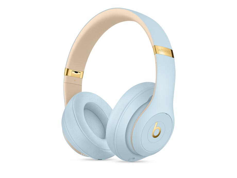 MTU02 Apple Beats Studio3 Wireless Over-Ear Headphones - Crystal Blue 0