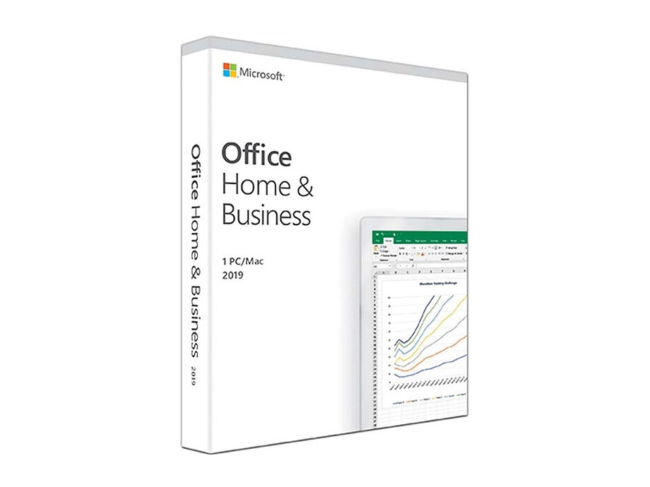 MS Office Home and Business 2019 English EuroZone Medialess (EN) 0
