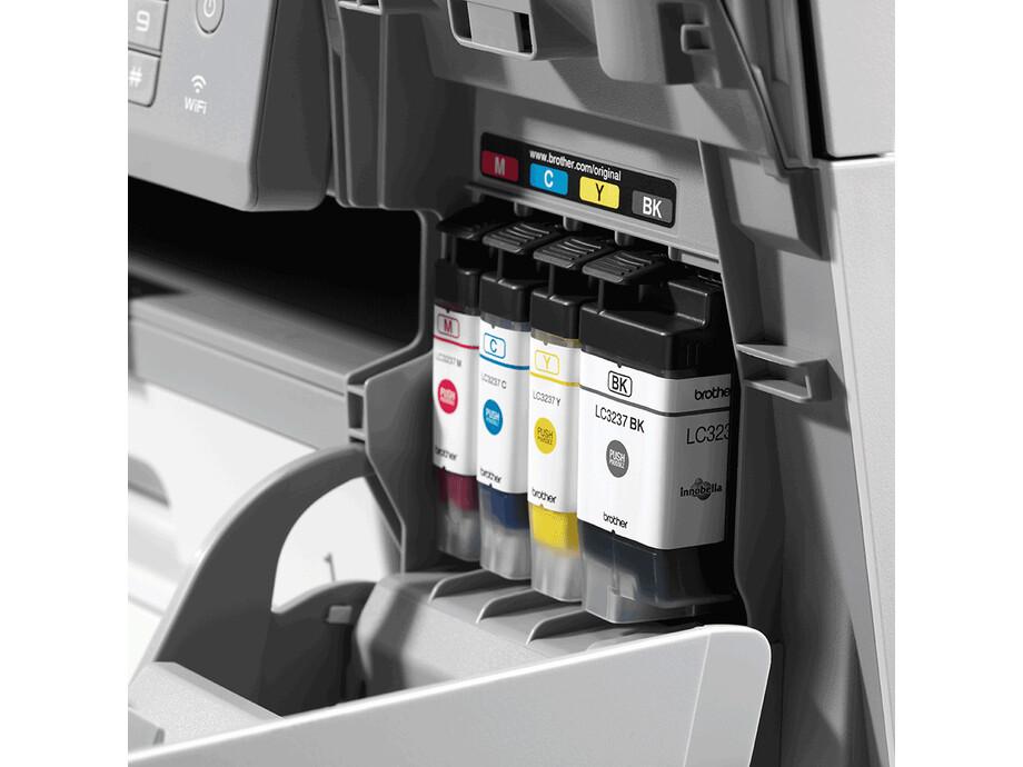 Daudzfunkciju tintes printeris Brother MFCJ-6945DWRE1 multifunctional Inkjet 35 ppm 1200 x 4800 DPI A3 Wi-Fi 3