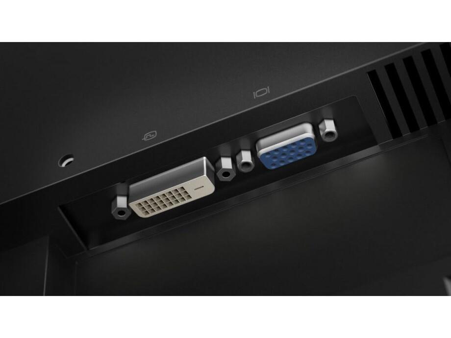 """Monitors Lenovo ThinkVision S24e-10 23.8 """", VA, FHD, 1920 x 1080 pixels, 16:9, 4 ms, 250 cd/m², Black 3"""