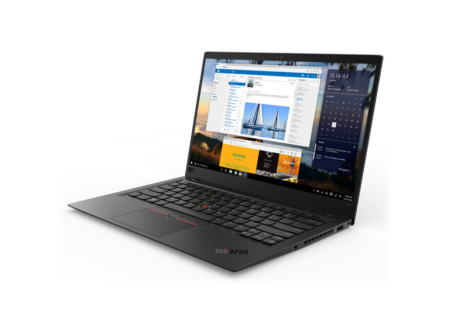 "Portatīvais dators Lenovo ThinkPad X1 Carbon Black, 14.0 "", IPS, Full HD, 1920 x 1080 pixels, Matt, Intel Core i5, i5-8250U, 8 GB, LPDDR3, SSD 256 GB, Intel UHD, No Optical drive, Win10 Pro, ENG KB, BT KB, Warranty 36 month(s), Battery warranty 12 month( 2"