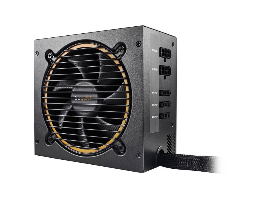 be quiet! Pure Power 11 500W CM, 80PLUS Gold, activePFC 0