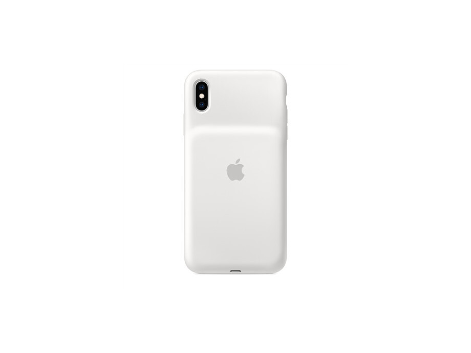 Apple iPhone XS Max Smart Battery Case - White 2
