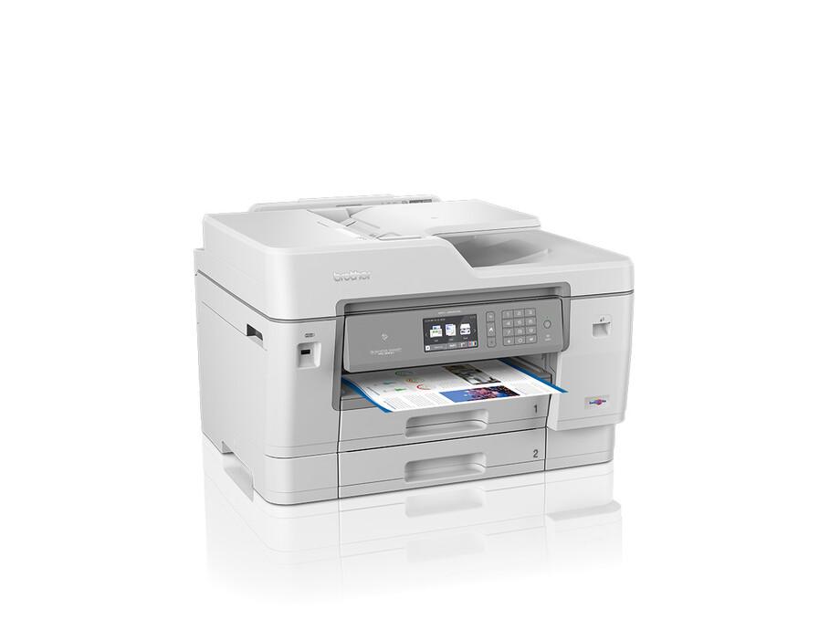Daudzfunkciju tintes printeris Brother MFCJ-6945DWRE1 multifunctional Inkjet 35 ppm 1200 x 4800 DPI A3 Wi-Fi 2