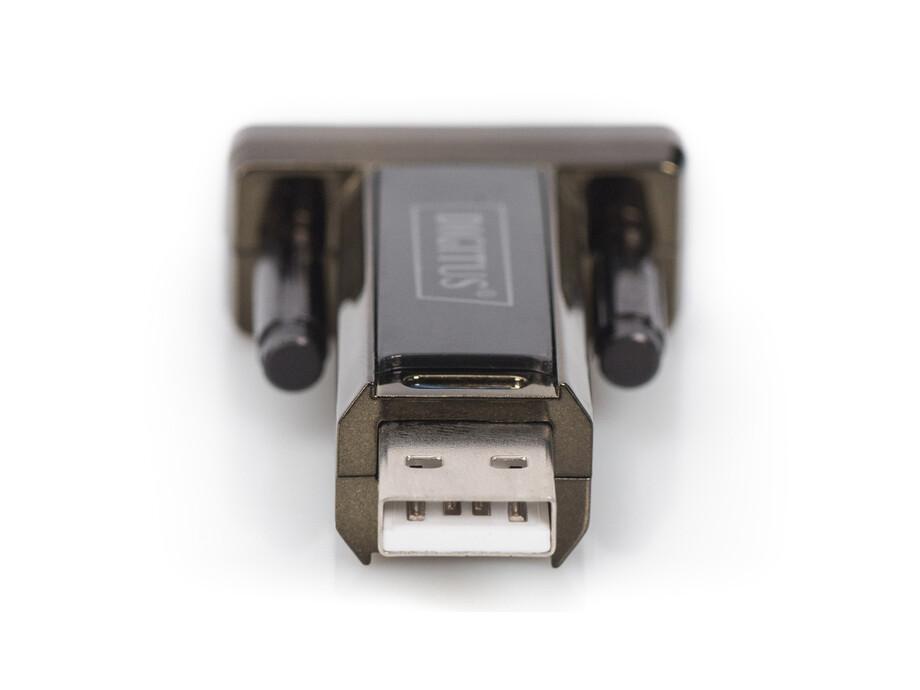Kabelis USB-C to serial adapter 2