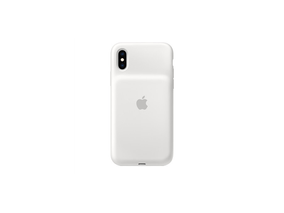 Apple iPhone XS Smart Battery Case - White 2