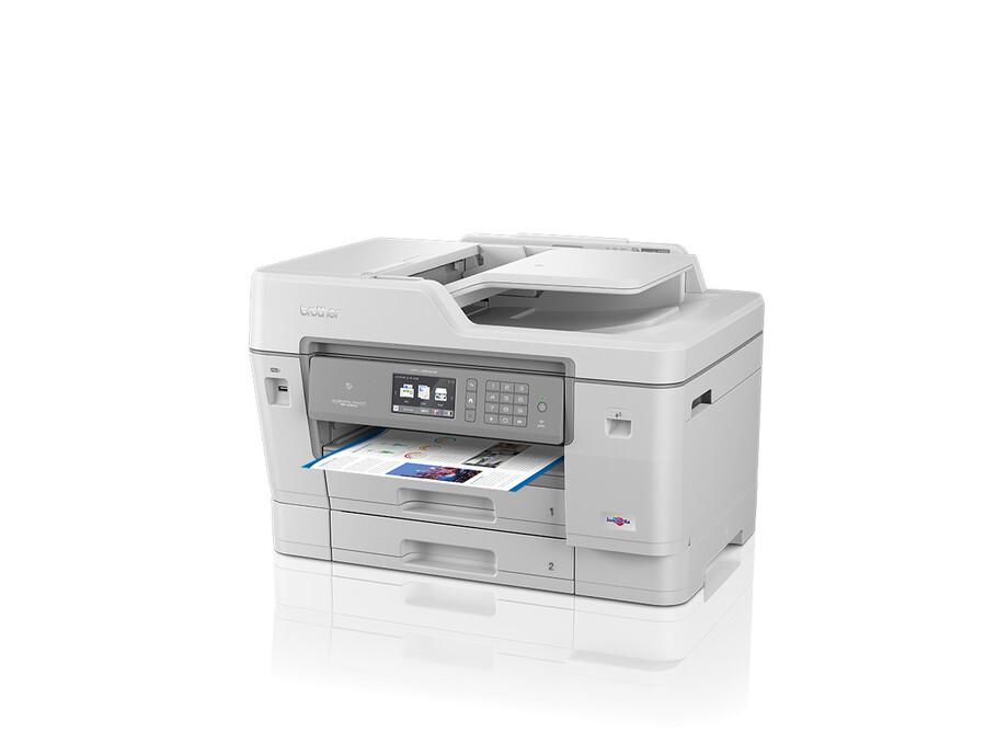 Daudzfunkciju tintes printeris Brother MFCJ-6945DWRE1 multifunctional Inkjet 35 ppm 1200 x 4800 DPI A3 Wi-Fi 0