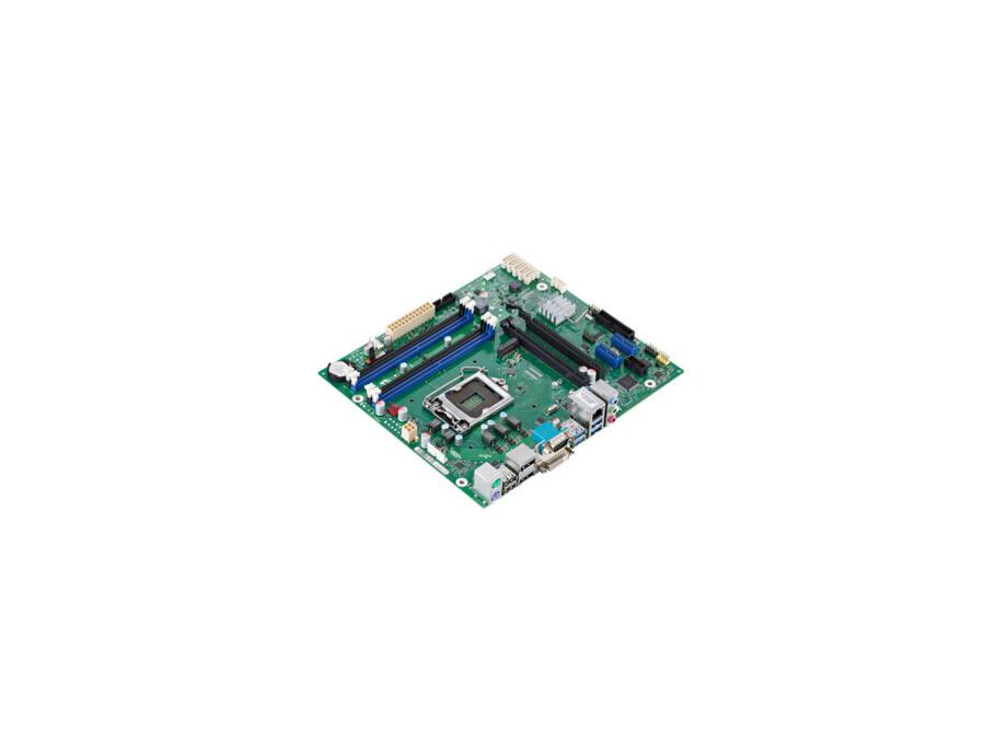 Pamatplate FUJITSU D3417-B2  µATX Intel C236, LGA1151, 4xDDR4, TPM, Non-ECC /ECC 1