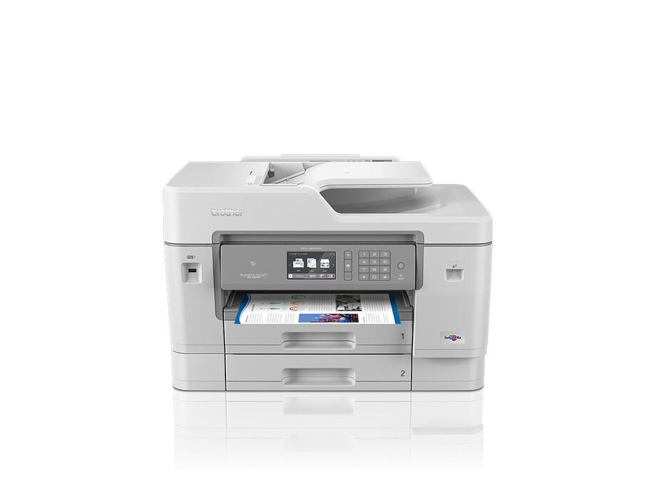 Daudzfunkciju tintes printeris Brother MFCJ-6945DWRE1 multifunctional Inkjet 35 ppm 1200 x 4800 DPI A3 Wi-Fi 1