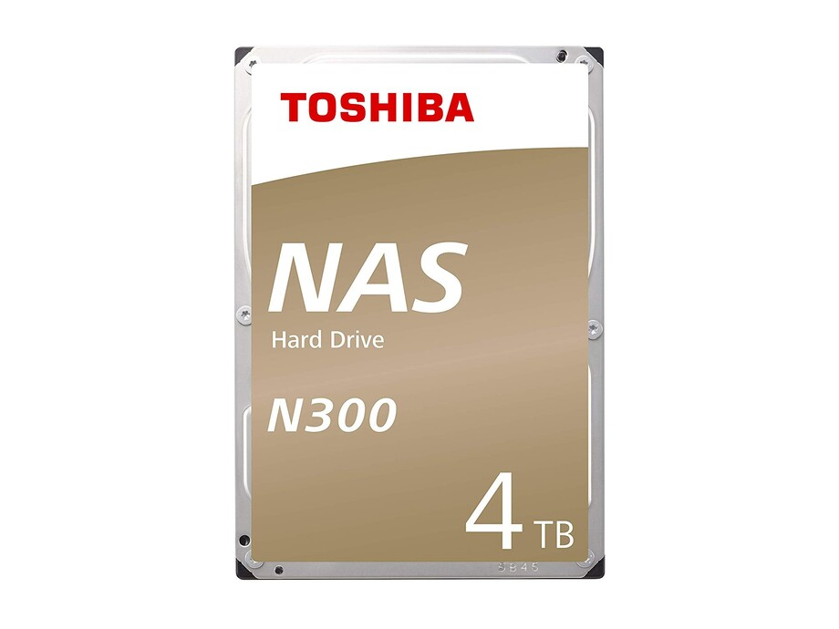 Internal HDD Toshiba N300, 3.5'', 4TB, SATA/600, 7200RPM, 128MB cache 0