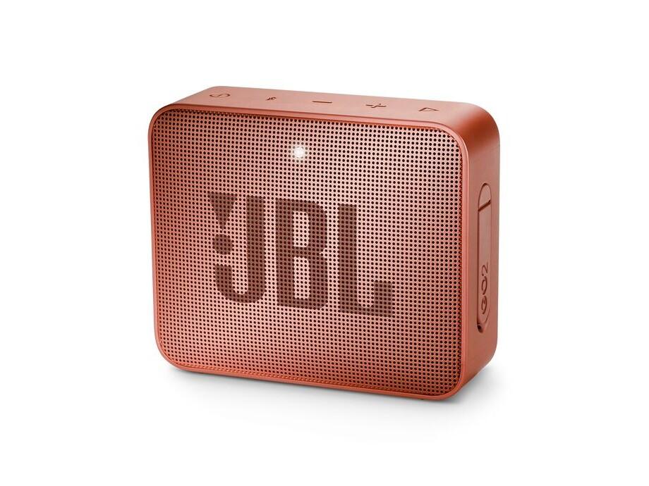 Portatīvais skaļrunis SPEAKER 1.0 BLUETOOTH/SUNKIS CIN JBLGO2CINNAMON JBL 0