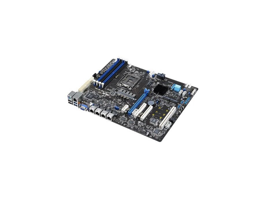 Pamatplate ASUS Server Board P10S-E/ 4L/ SP XEON, C236, ATX, 4DIMM 0