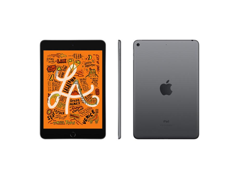MUU32 iPad Mini 5 Wi-Fi 256GB Space Gray  2019 1