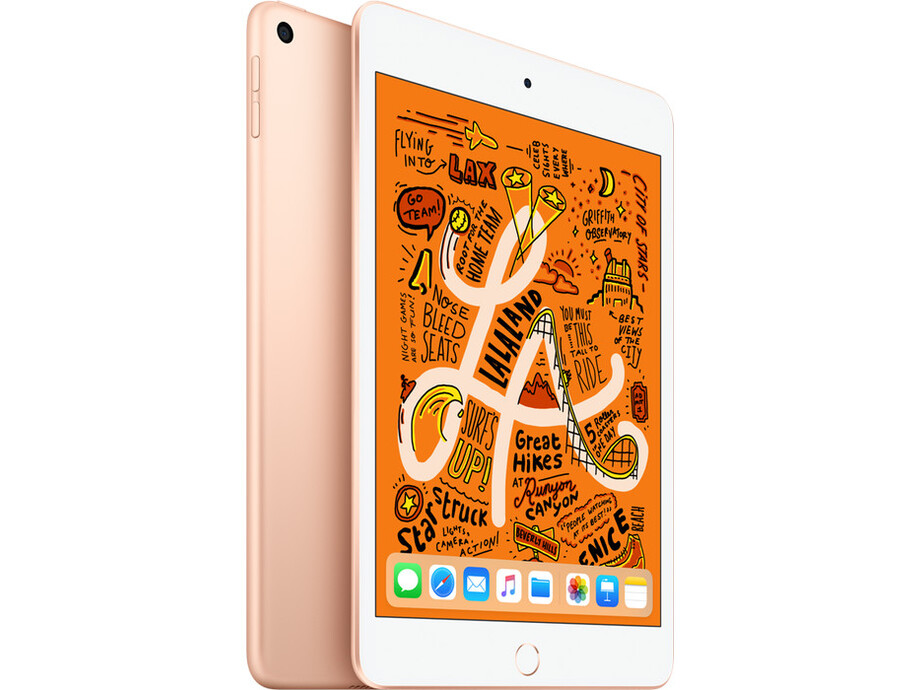 MUX72 iPad Mini 5 Wi-Fi + Cellular 64GB Gold  2019 0