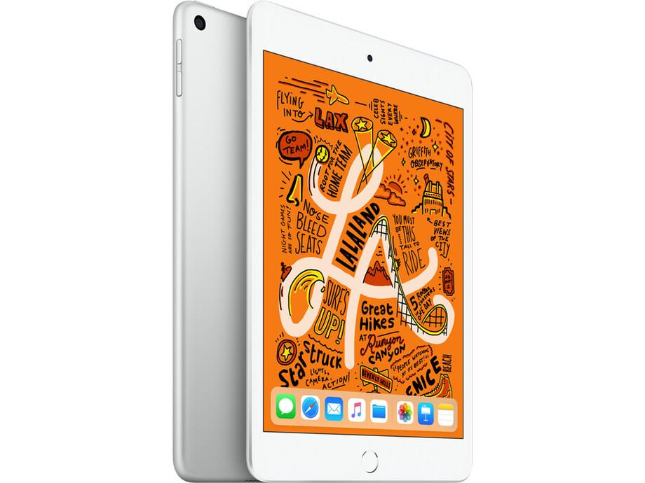 MUXD2 iPad Mini 5 Wi-Fi + Cellular 256GB Silver  2019 0