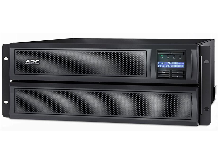 APC Smart-UPS X 2200VA Rack/Tower LCD 200-240V 4U 2