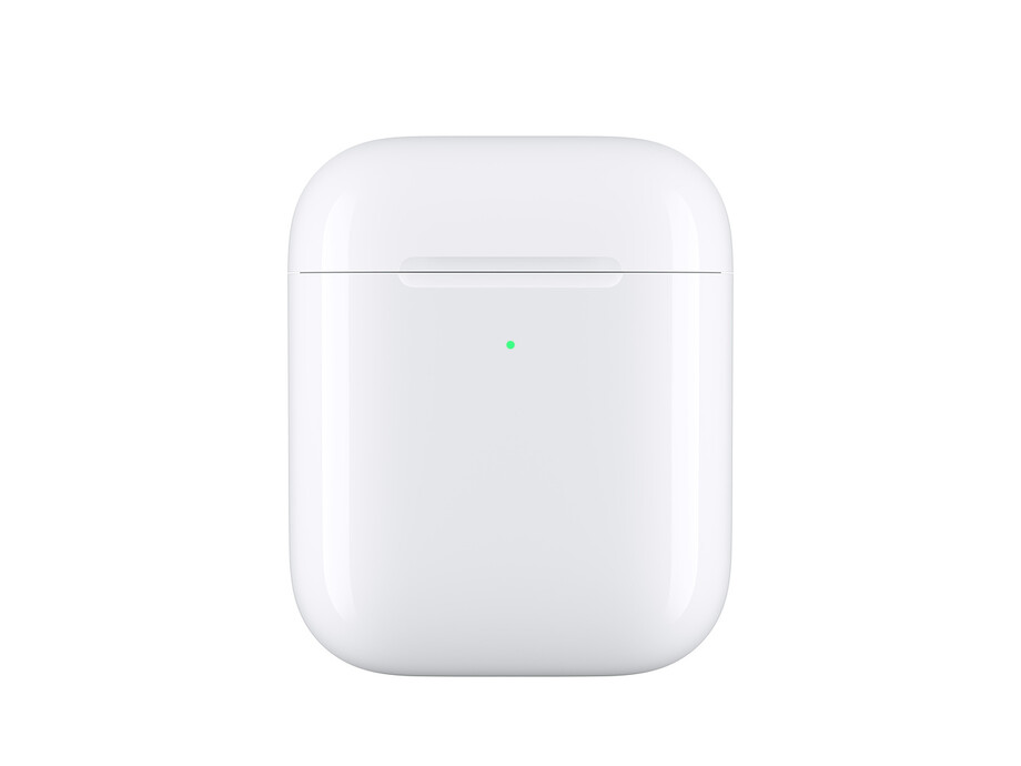 MR8U2 Wireless Charging Case for AirPods 0