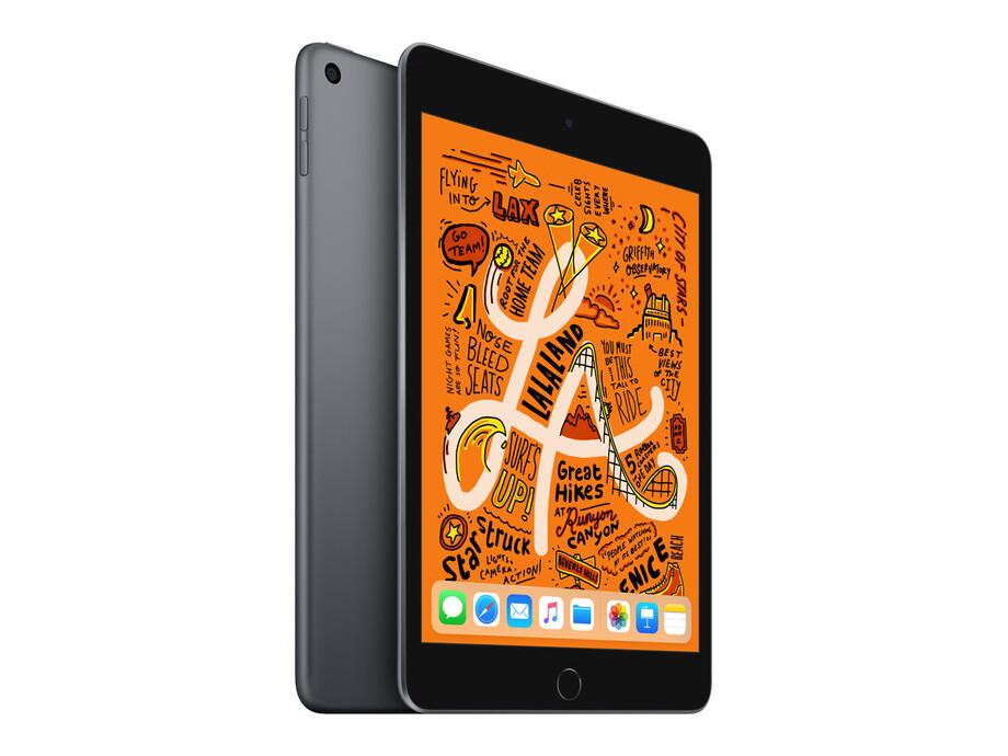 MUXC2 iPad Mini 5 Wi-Fi + Cellular 256GB Space Gray  2019 0