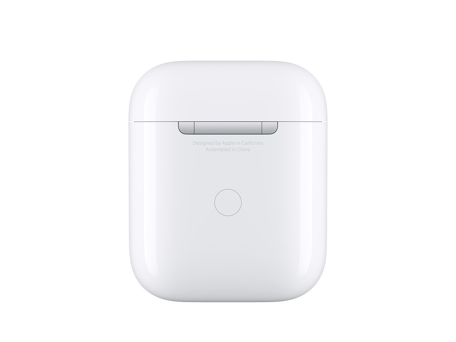 MR8U2 Wireless Charging Case for AirPods 2