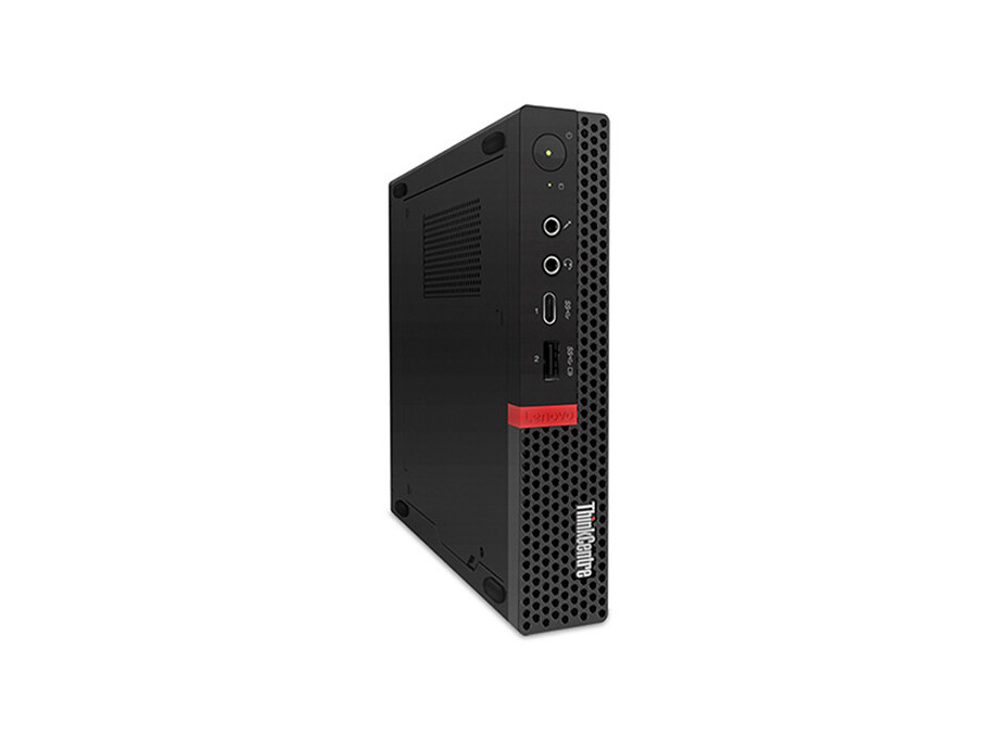 Lenovo ThinkCentre M720q i5-8400 8GB 128GB SSD W10Pro EN Black 3Yr
