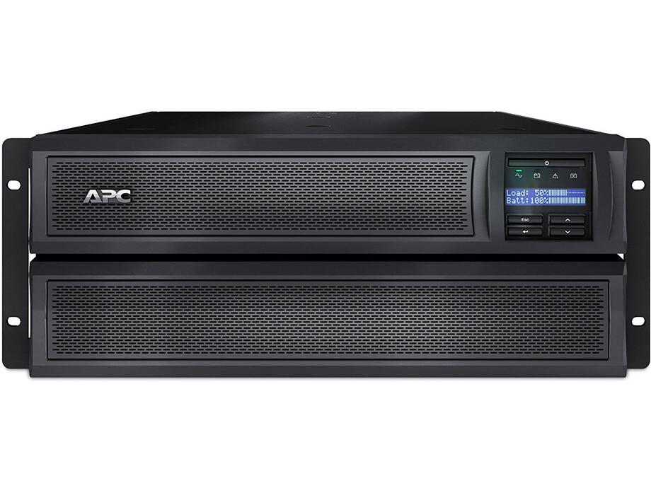 APC Smart-UPS X 2200VA Rack/Tower LCD 200-240V 4U 0