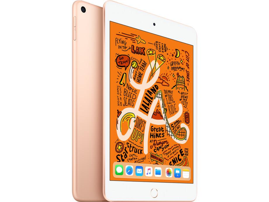 MUXE2 iPad Mini 5 Wi-Fi + Cellular 256GB Gold  2019 0