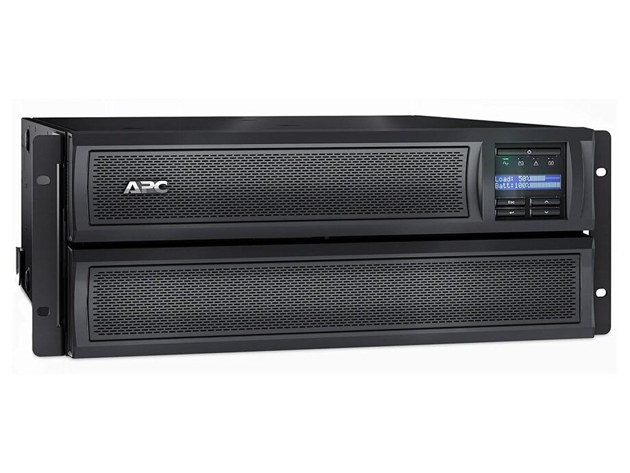 APC Smart-UPS X 2200VA Rack/Tower LCD 200-240V 4U 1