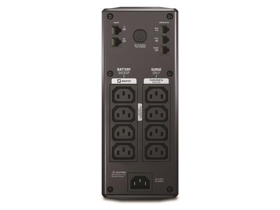 Nepārtrauktās barošanas bloks APC Back-UPS Pro 900VA 1