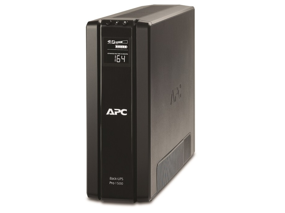 Nepārtrauktās barošanas bloks APC Power-Saving UPS PRO 1500VA, Schuko 1