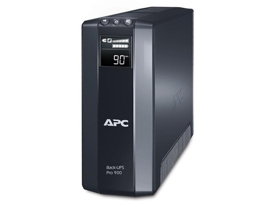 Nepārtrauktās barošanas bloks APC Back-UPS Pro 900VA 0