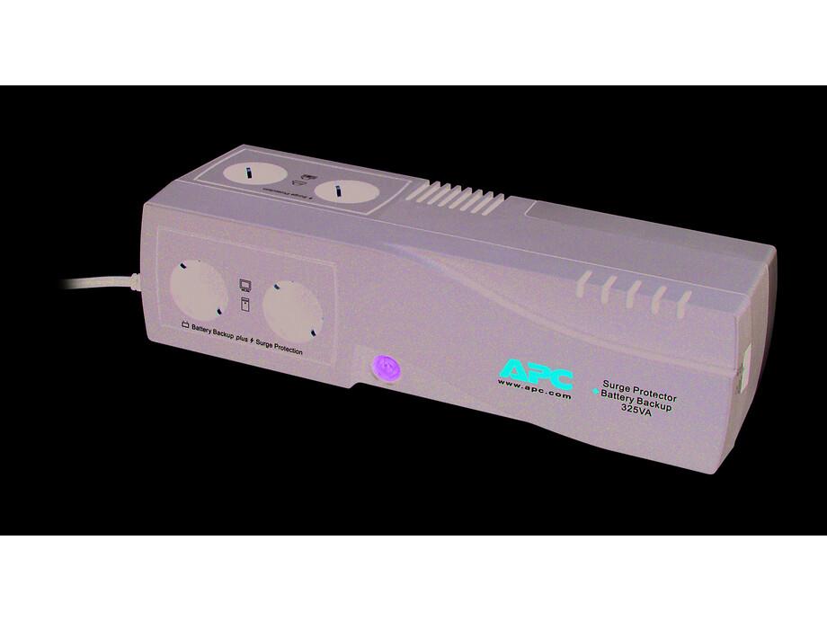 Nepārtrauktās barošanas bloks APC SurgeArrest + Battery Backup 325VA 2