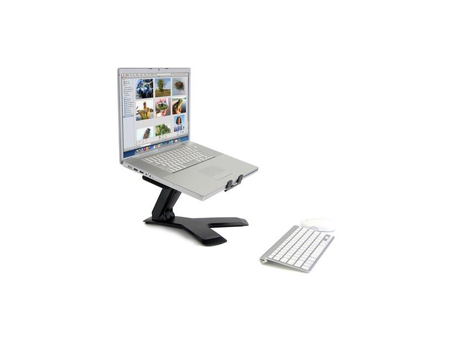 ERGOTRON Neo-Flex Notebook Lift Stand portatīvajam  datoram, melns 3