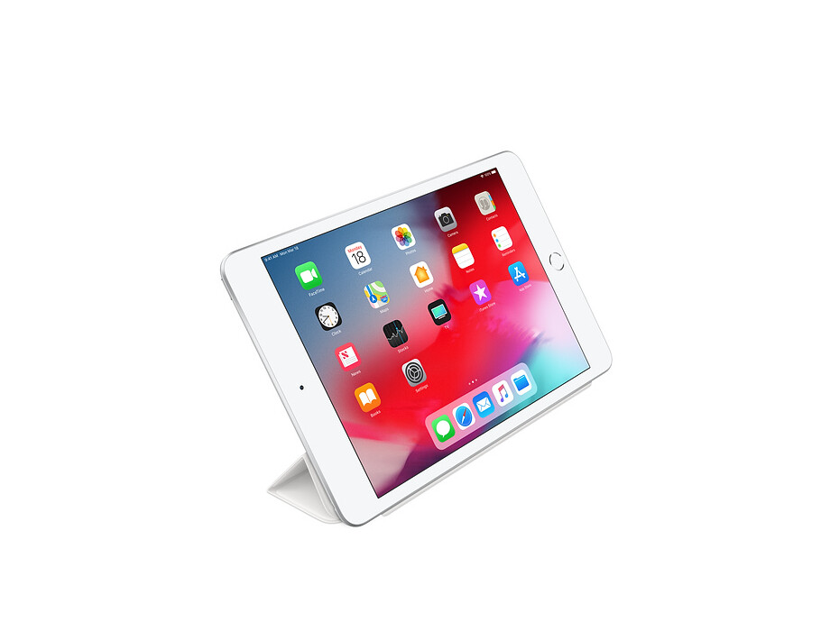 MVQE2 iPad mini 5 Smart Cover - White 1