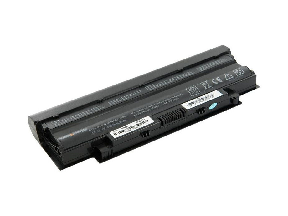 Whitenergy Battery Dell Inspiron 13R/14R 11.1V Li-Ion 4400mAh 0