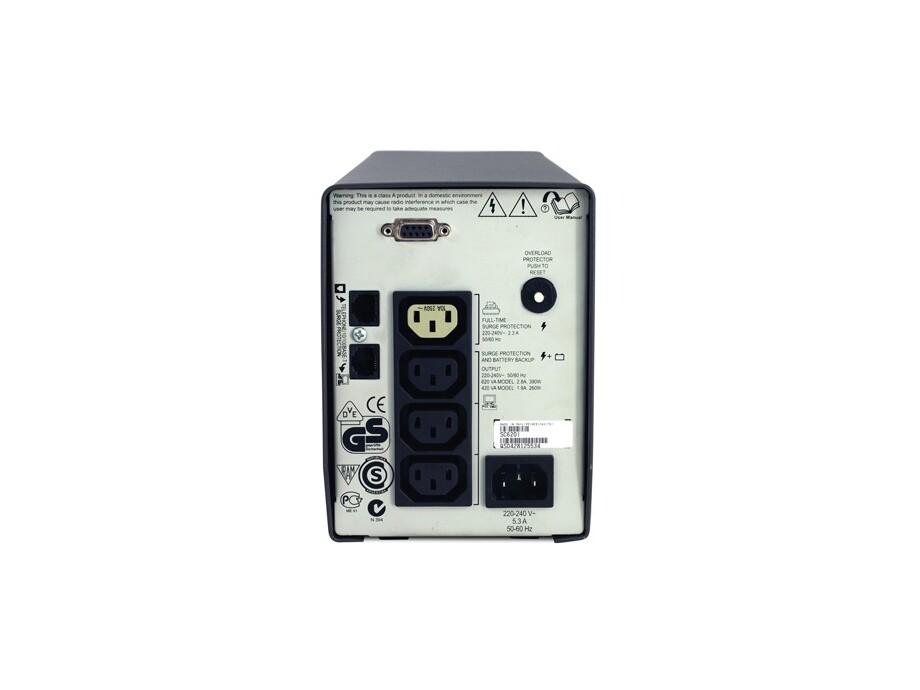 Nepārtrauktās barošanas bloks APC Smart-UPS SC 620VA 2