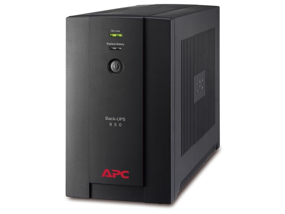 Nepārtrauktās barošanas bloks APC Back-UPS 950VA, 230V, AVR, Schuko 0