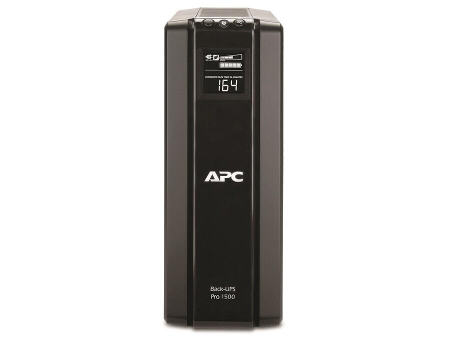 Nepārtrauktās barošanas bloks APC Power-Saving UPS PRO 1500VA, Schuko 0