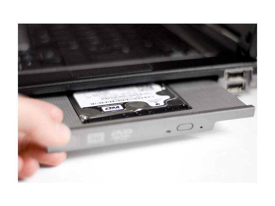 Pāreja Digitus SSD/HDD Installation Frame SATA to SATA, 12,7mm 1