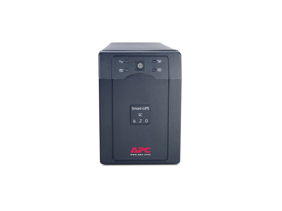 Nepārtrauktās barošanas bloks APC Smart-UPS SC 620VA 0